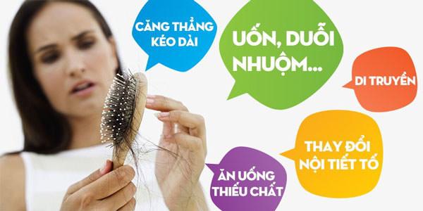 Nguyen Nhan Gay Rung Toc Va Cach Khac Phuc 1